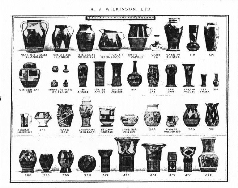 Ceramic Vase Shapes Vase And Cellar Image Avorcor